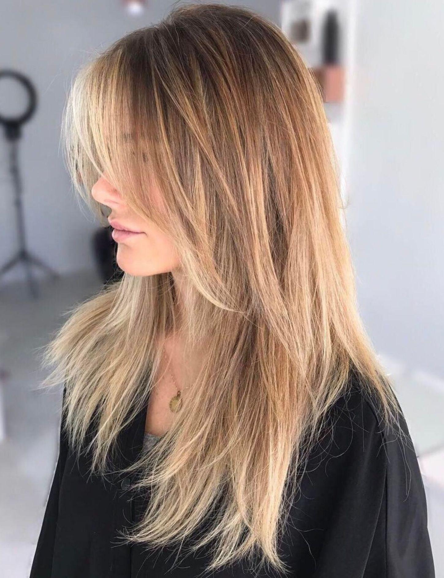 Layered-Hair
